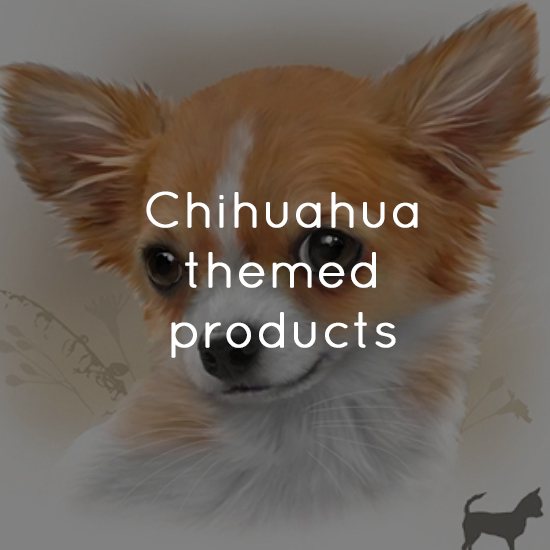 Chihuahua themed products