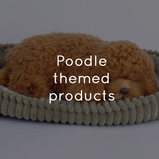 Poodle themed products