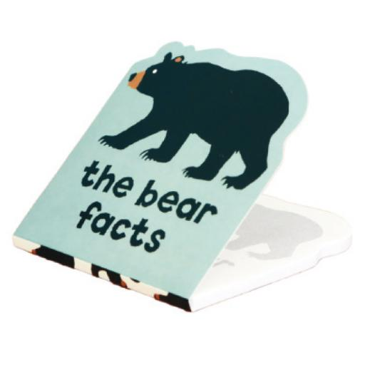 Bear Facts Sticky Notes