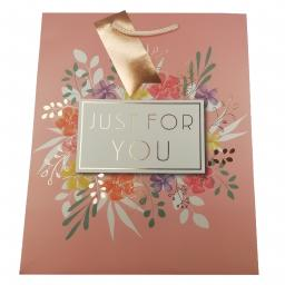 Gift Bag (Large) - Just For You