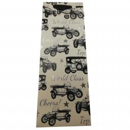 Gift Bottle Bag - Vintage Car