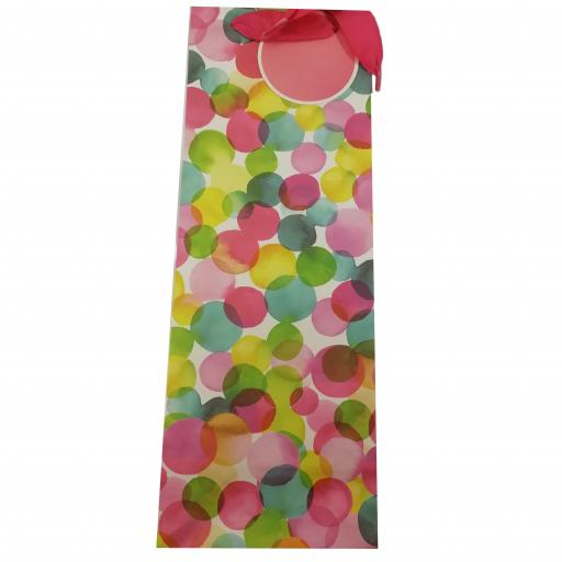Gift Bottle Bag - Bright Spot