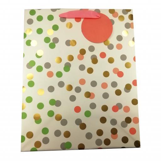 Gift Bag (Large) - Spot Foil