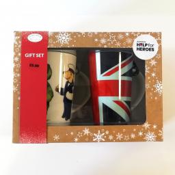 Christmas Gift Box - Help For Heroes Jack & Bears