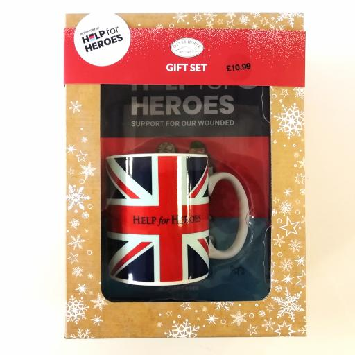 Christmas Gift Box - Help For Heroes Jack