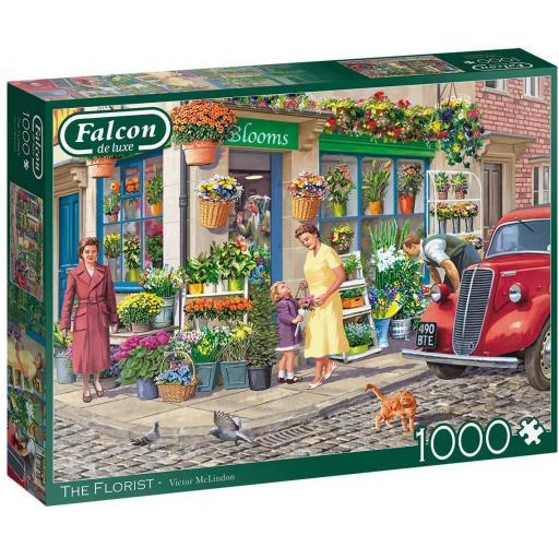 The Florist 1000 Piece Jigsaw
