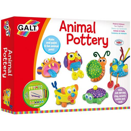 Creative Case - Animal Pottery Case