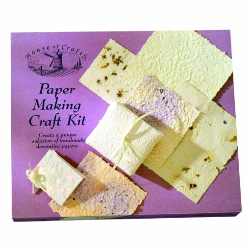 Papermaking Craft Kit