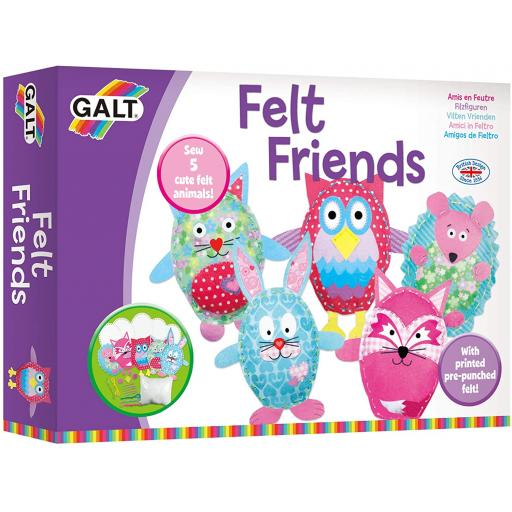 Creative Case - Felt Friends Case