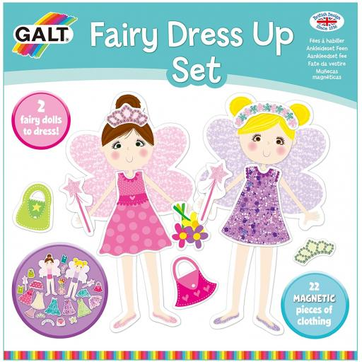 Creative Case - Fairy Dressing Up Set Case