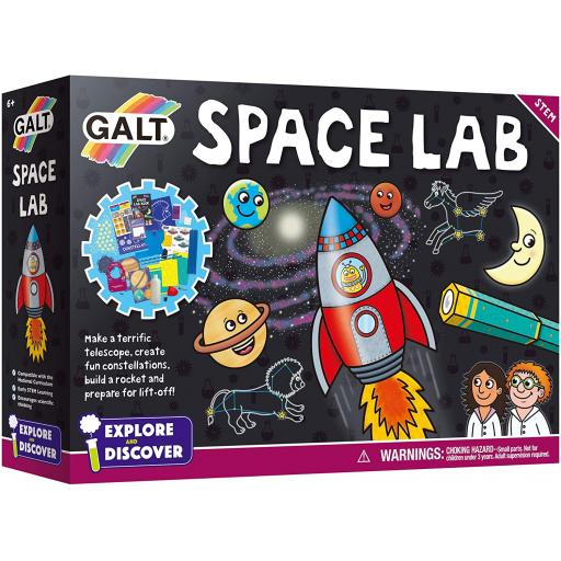 Explore & Discover - Space Lab