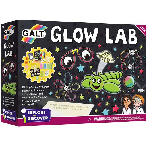 Explore & Discover - Glow Lab
