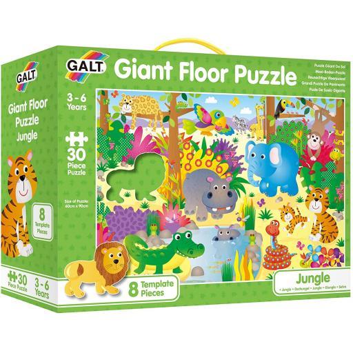 Giant Floor Puzzle - Jungle
