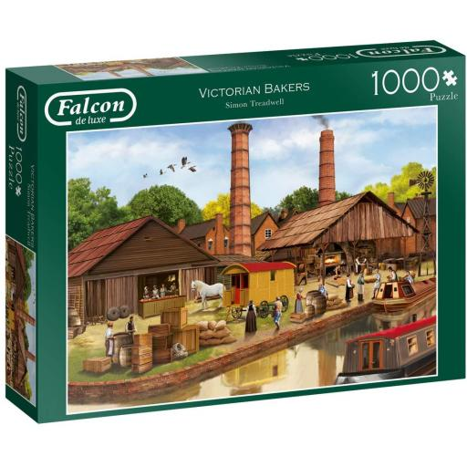Victorian Bakers 1000 Piece Jigsaw