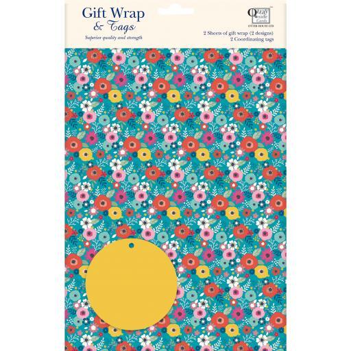 Gift Wrap & Tags - Bohemia