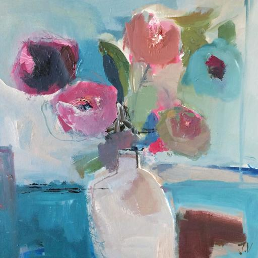 Quayside Gallery Card Collection - January Flowers