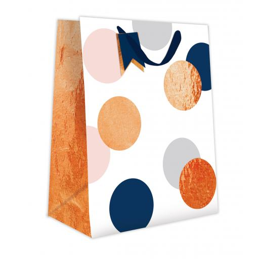 Gift Bags (Large) - Spots & Foil