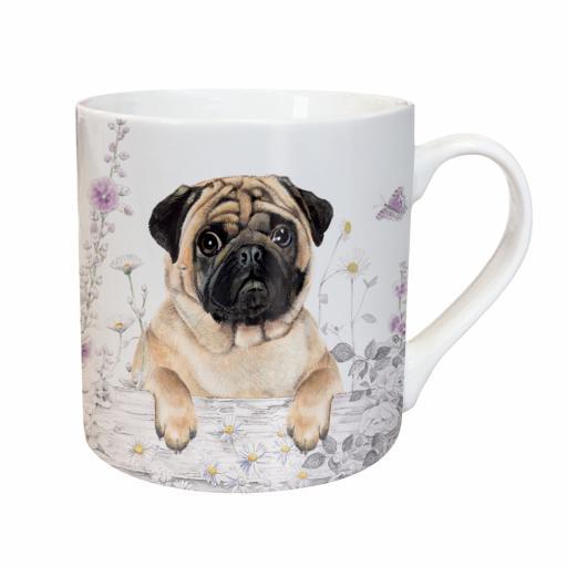 Tarka Mugs - Pug