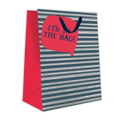 Gift Bag (Medium) - It's In The Bag!