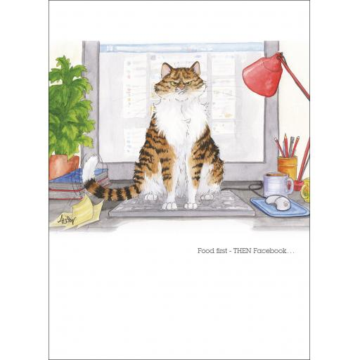 Alison's Animals Card Collection - Food First