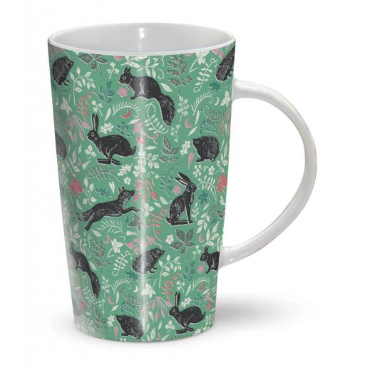Latte Mug - Wildlife
