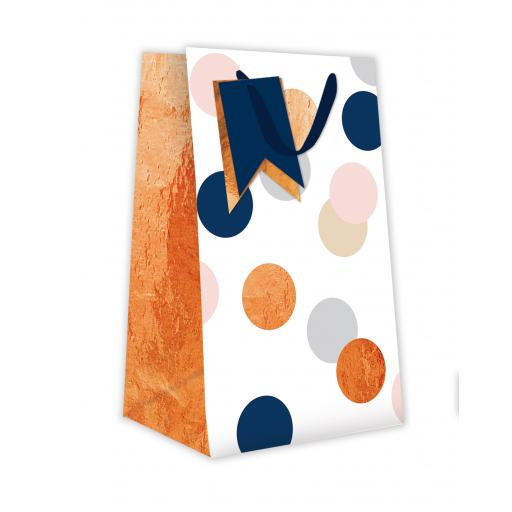 Gift Bag (Small) - Spots & Foil