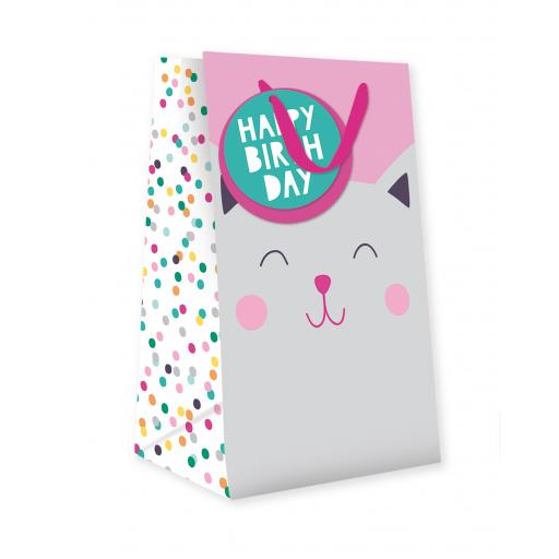 Gift Bag (Small) - Kitty Kat