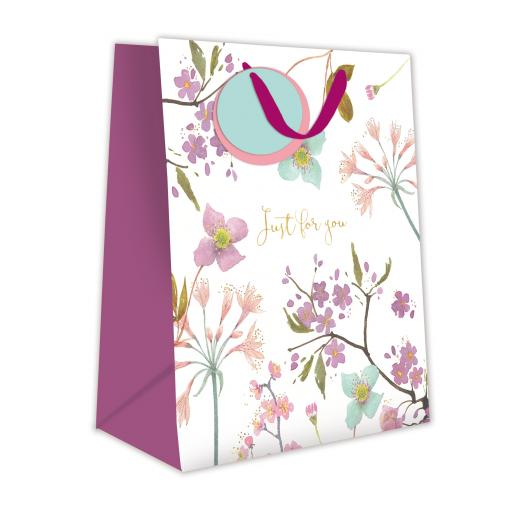 Gift Bag (Medium) - Just For You Flowers