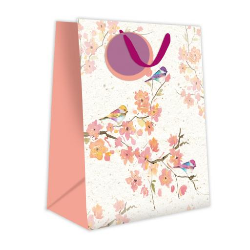 Gift Bag (Medium) - Blossom & Birds