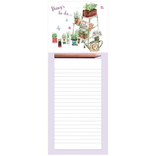 Magnetic Memo Pad - Things To Do