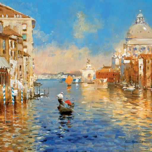 Quayside Gallery Card Collection - Venice