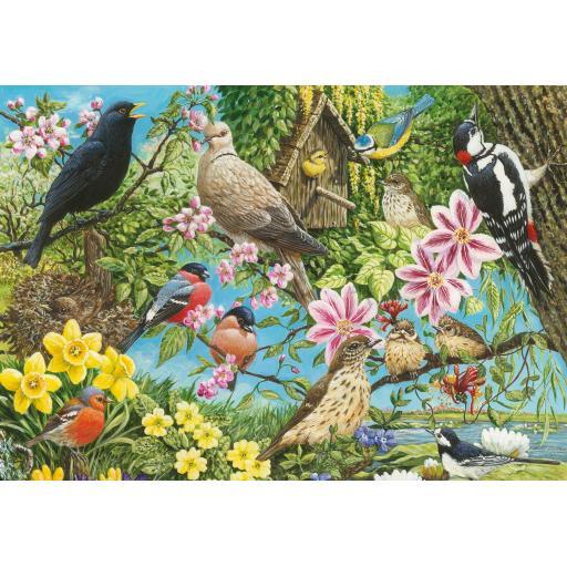 Jigsaw 500 Piece - Nature's Finest