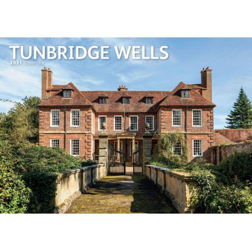 Tunbridge Wells 2021 A4 Calendar