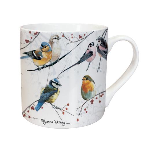 Tarka Mugs - Mixed Birds