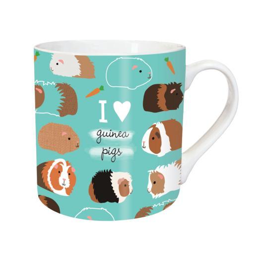 Tarka Mug - I Love Guinea Pigs