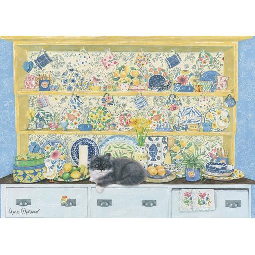 Rectangular Jigsaw - Marie Curie - Home Sweet Home