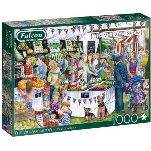 The Village Show 1000 Piece Jigsaw