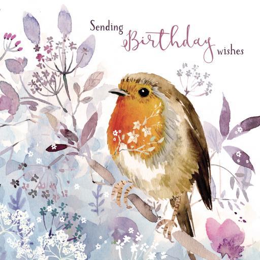 Wild & Serene Card Collection - Robin