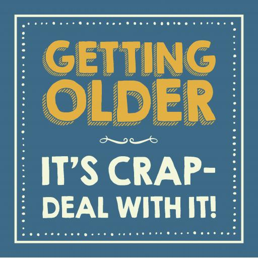 Jam & Toast Card Collection - Getting Older