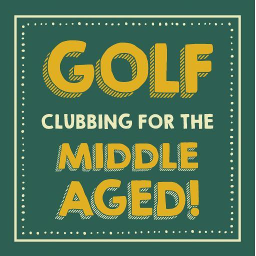 Jam & Toast Card Collection - Golf