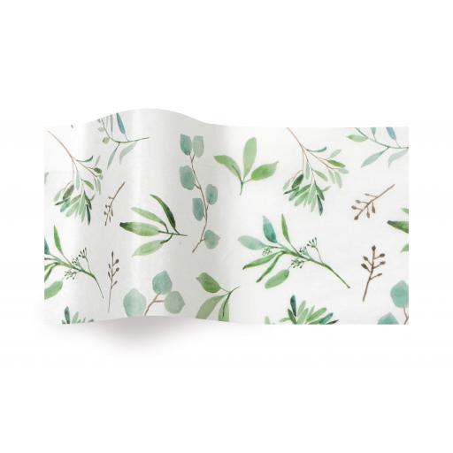 Tissue Pack - Eucalyptus
