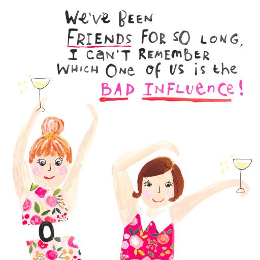 Is It Friday Yet Card Collection - Influence