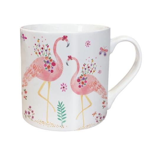 Tarka Mugs - Flamingo