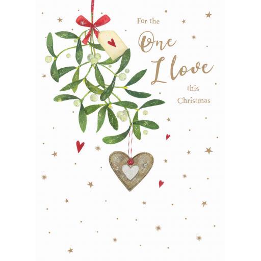 Christmas Card (Single) - One I Love