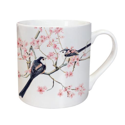 Tarka Mugs - Birds & Blossom