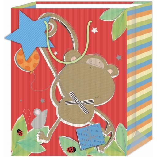Gift Bag (Medium) - Monkey
