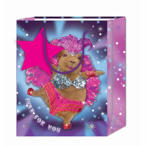 Gift Bag (Small) - Showgirl