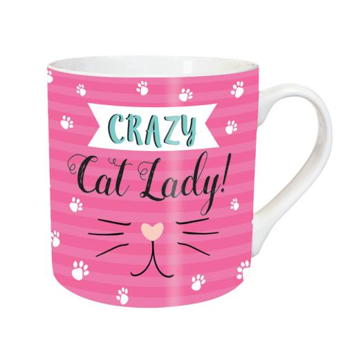 Tarka Mugs - Crazy Cat Lady