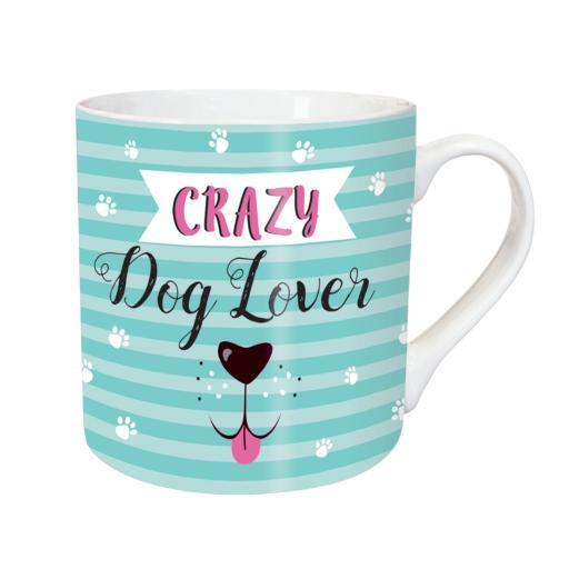Tarka Mugs - Crazy Dog Lover