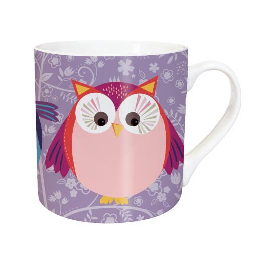 Tarka Mugs - Owl